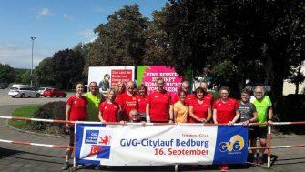 Der Countdown läuft – 25 Tage bis zum 16. GVG-Citylauf Bedburg